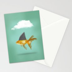 Under A Cloud Stationery Cards