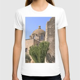 Island And Castle T-shirt