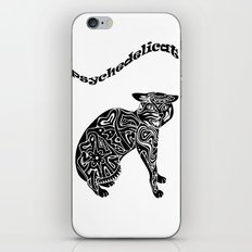 Artcat iPhone & iPod Skin