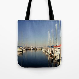 Paynesville Harbour Tote Bag