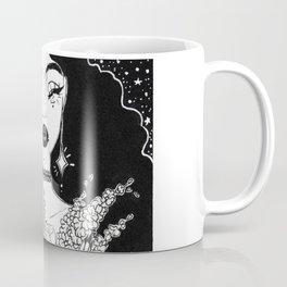 The Empress Tarot Card Coffee Mug
