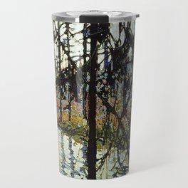 Tom Thomson - Northern River Travel Mug