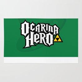 Ocarina Hero Rug