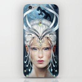 Twillight Priestess iPhone Skin