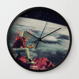Figuring Out Ways To Escape Wall Clock