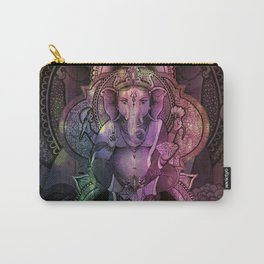 Ganesha Color Carry-All Pouch