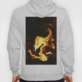 Flame Bird Hoody