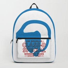 Jim Douglas - Class D Special Backpack