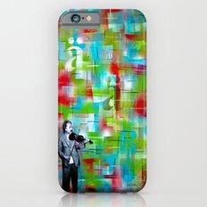 Einstein iPhone 6s Slim Case