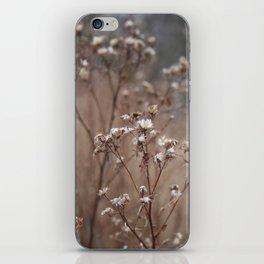 Soft White iPhone Skin