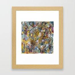 Outlet Framed Art Print