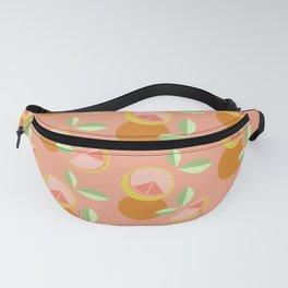 Grapefruit Fanny Pack