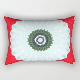 Some Other Mandala 255 Rectangular Pillow