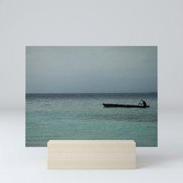 San Blas' sea Mini Art Print