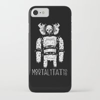 yeti iPhone & iPod Cases featuring YETI by Powis