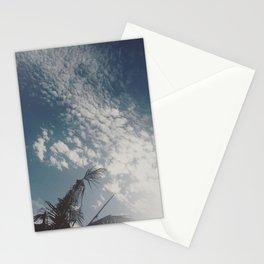 Palm Sky Stationery Cards