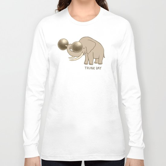 Trunk Day Long Sleeve T-shirt