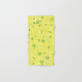 Spring Flowers Before April Showers Hand & Bath Towel