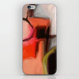 Red Beast iPhone Skin