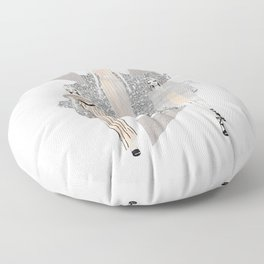 Fashionary 9 Floor Pillow