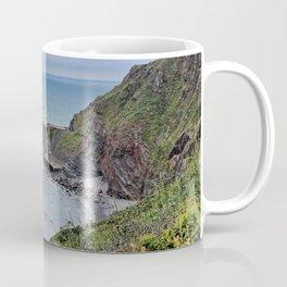 Hartland Point Devon Coffee Mug