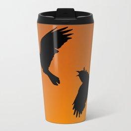 Ravens song and dance Travel Mug