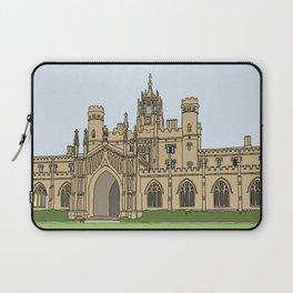 Cambridge struggles: St Johns Laptop Sleeve
