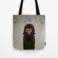bad hair day no:1 / Planet of the Apes Tote Bag