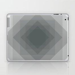 Depth Grey Laptop & iPad Skin