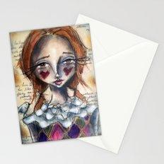 Harley Q Stationery Cards