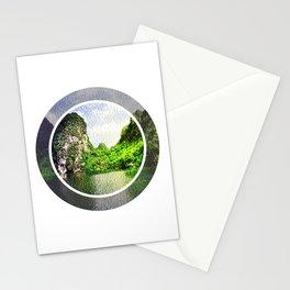 Trang An Ninh Binh Vietnam Landscape Stationery Cards