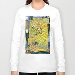 Europe by Seattle Artist Mary Klump Long Sleeve T-shirt