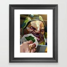 SW#63 Framed Art Print
