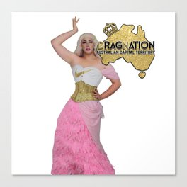 Dragnation Season 5 - ACT - Toni Kola Canvas Print