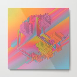 NYC (everyday 09.29.15) Metal Print