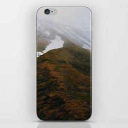 Precarious Pathway iPhone Skin