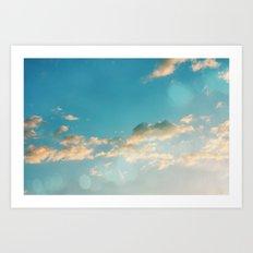 heavenly 452 Art Print