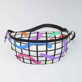 Crayons Fanny Pack