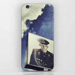 Checkpoint Charlie iPhone Skin