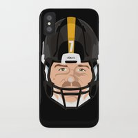 pittsburgh iPhone & iPod Cases featuring Faces- Pittsburgh by IllSports