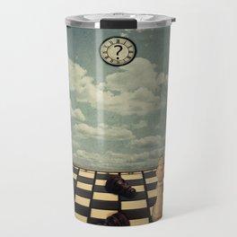mystic chess room Travel Mug