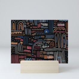 In the Night Mini Art Print