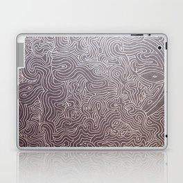 Melting eye Laptop & iPad Skin