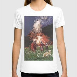 Gunpowder Villain T-shirt