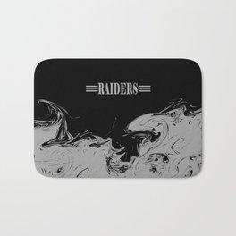 THE RAIDERS Bath Mat