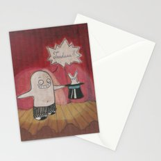 Make Believe Magician Stationery Cards