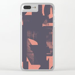 Typefart 003 Clear iPhone Case
