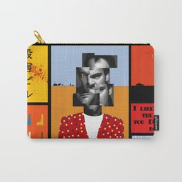 Tarantino illustration Carry-All Pouch