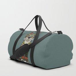 pixiebob kitten juniper Duffle Bag