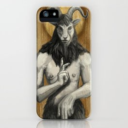 The Listener iPhone Case
